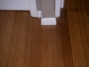 Unfinished hardwood floors