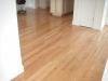 new hardwood floors in hallway