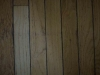 Vertical old hardwood floor pieces