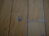 Close up of old hardwood floors