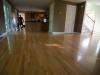 wood floors before sanding