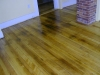 Wood Floor Services sanded and restored these hardwood floors
